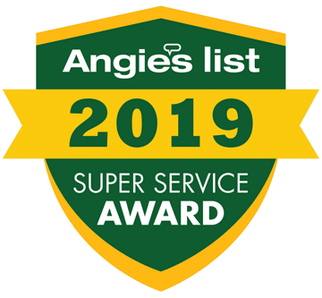 Angie's List 2019 Super Service Award
