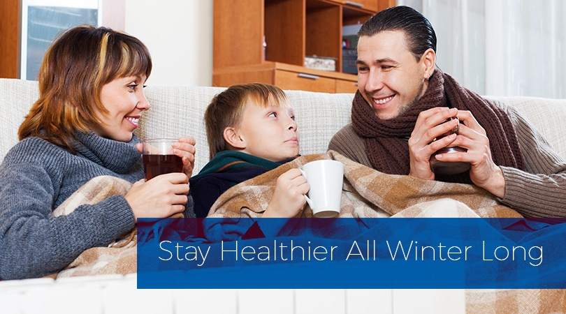 Stay Healthier All Winter Long