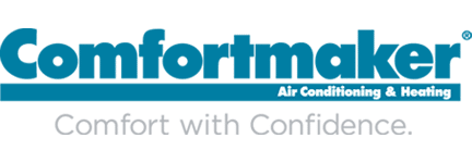 Comfortmaker Air Conditioning & Heating Logo
